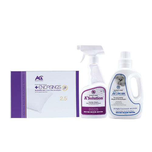 advanced asthma defence kit