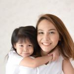 成功解決濕疹的用家媽媽與女兒