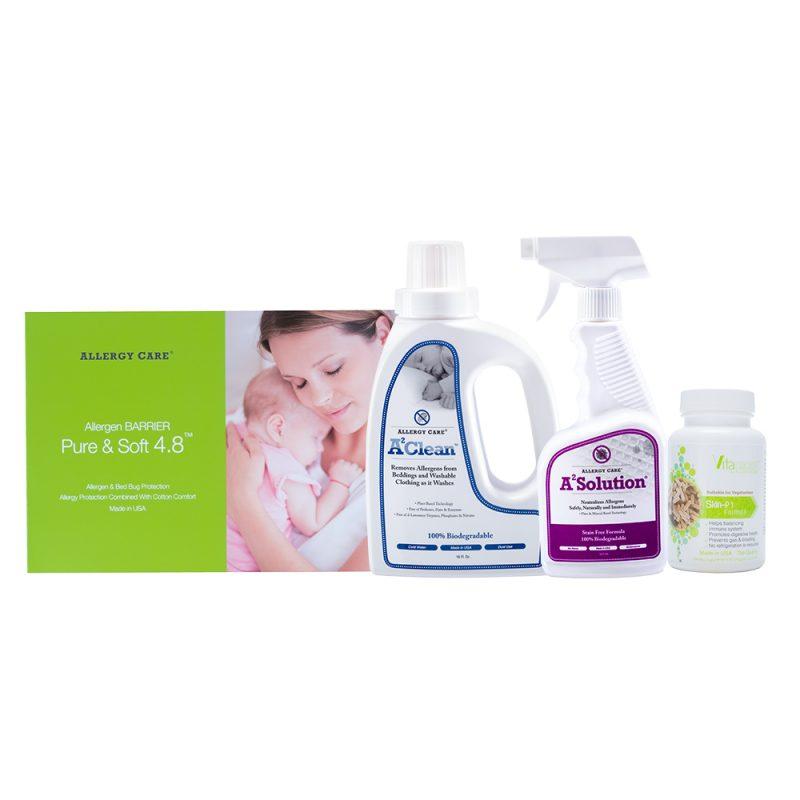 extreme skin allergy defence kit