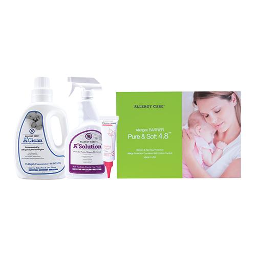 advanced eye allergy defence kit