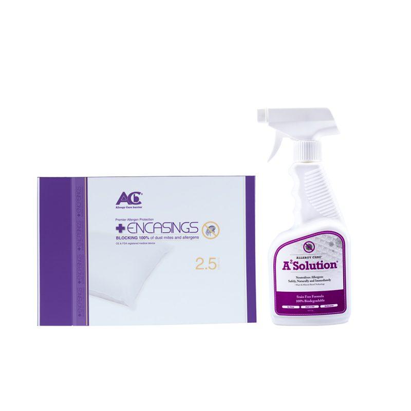 basic nasal allergic defence kit