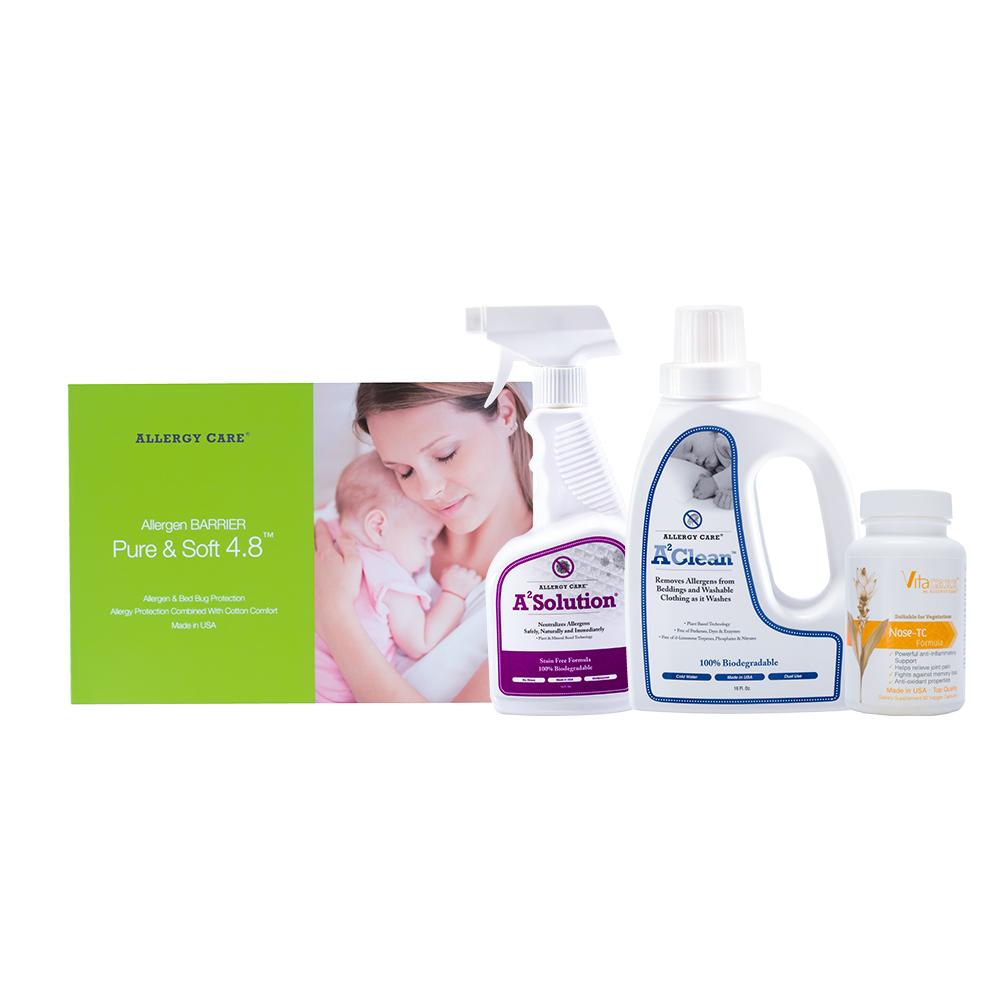 extreme nasal allergy defence kit