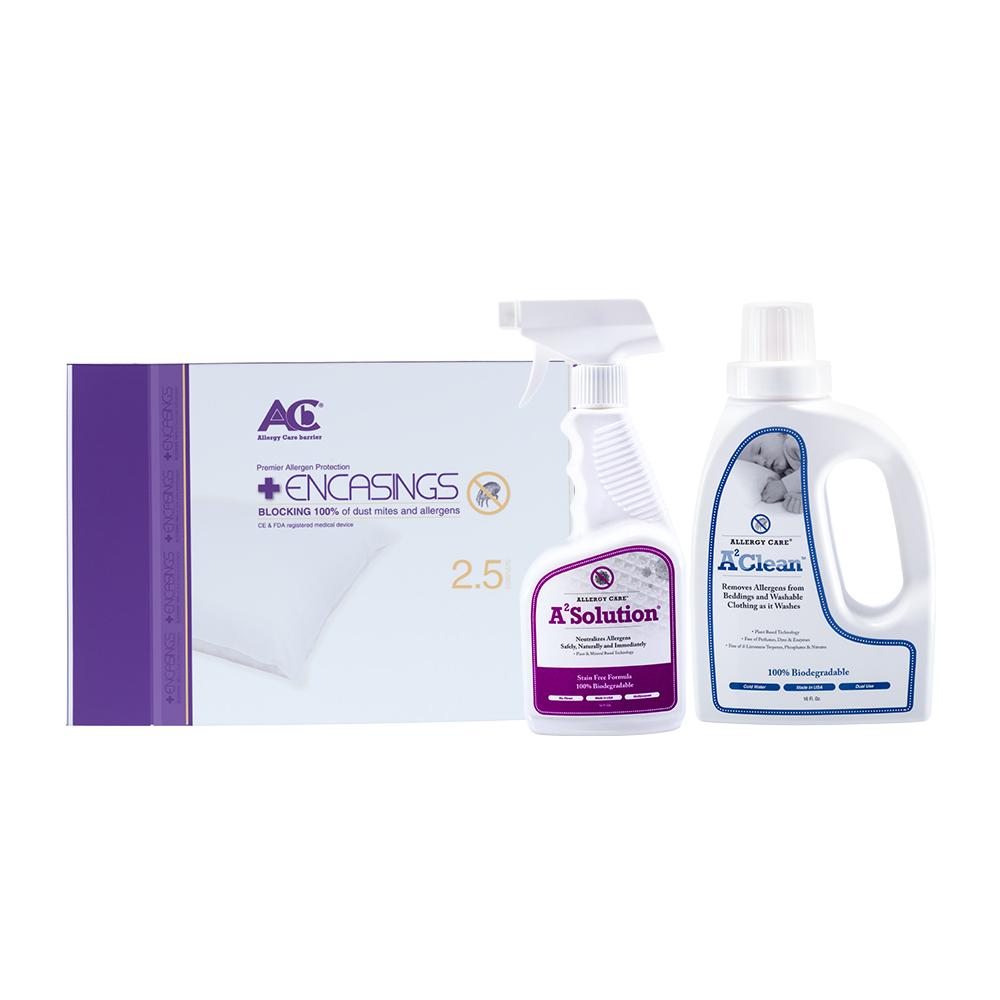 advanced nasal allergy defence kit
