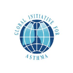 Global Initiative of Asthma logo